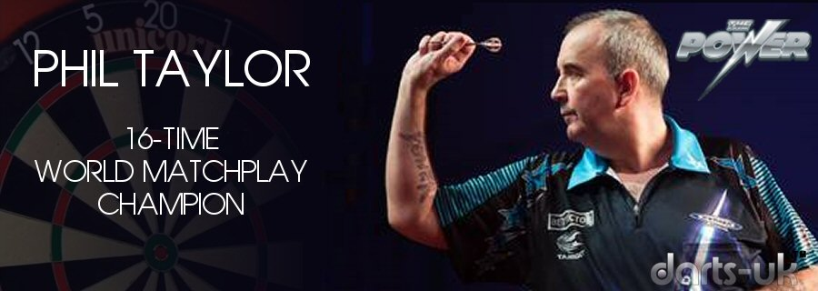 Phil Taylor World Matchplay